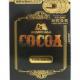 純ココアはポリフェノールの含有量が多く体にいい。おすすめは森永110g